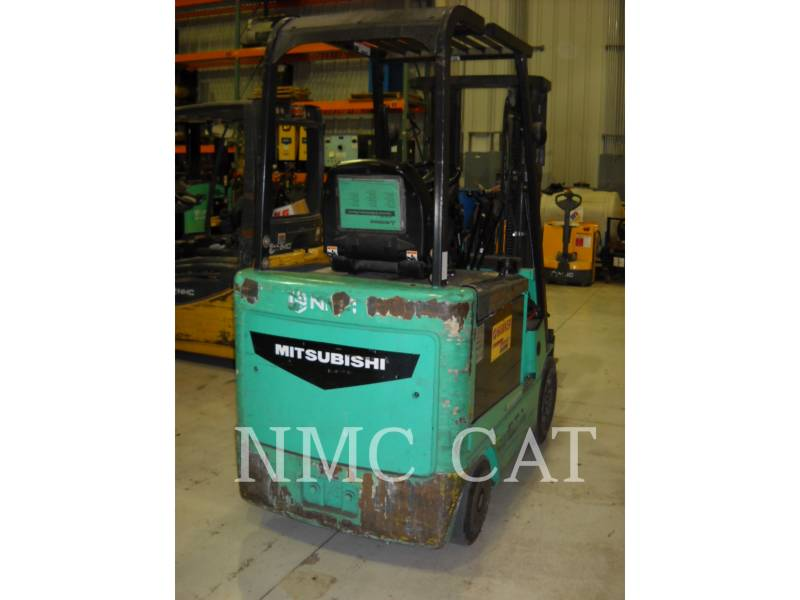MITSUBISHI FORKLIFTS PODNOŚNIKI WIDŁOWE FBC25N_MT equipment  photo 2