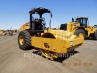 Equipment photo CATERPILLAR CP54B TRILLENDE ENKELE TROMMEL OPVULLING 1