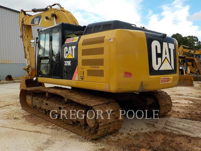 CATERPILLAR PELLES SUR CHAINES 329E L equipment  photo 7