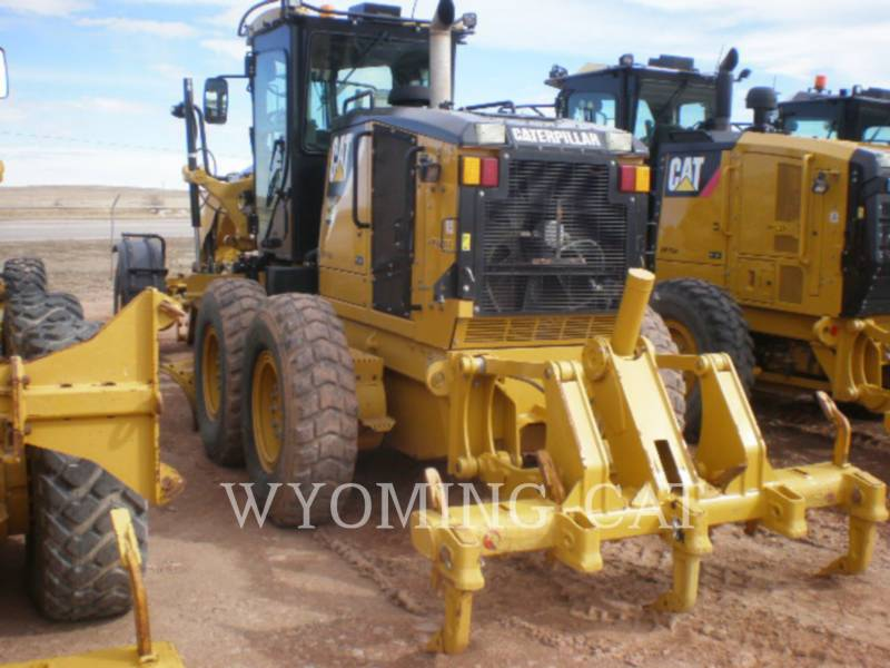 CATERPILLAR NIVELEUSES 140M AWD equipment  photo 5