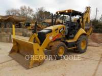 CATERPILLAR RETROESCAVADEIRAS 416F equipment  photo 1