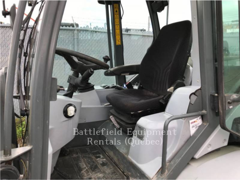 NEUSON W RADLADER/INDUSTRIE-RADLADER 750T equipment  photo 16