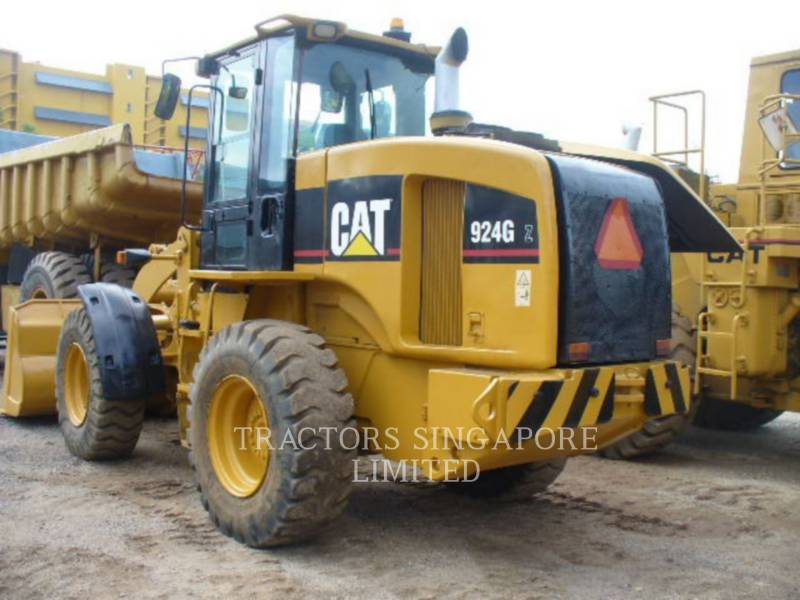 CATERPILLAR RADLADER/INDUSTRIE-RADLADER 924GZ equipment  photo 2