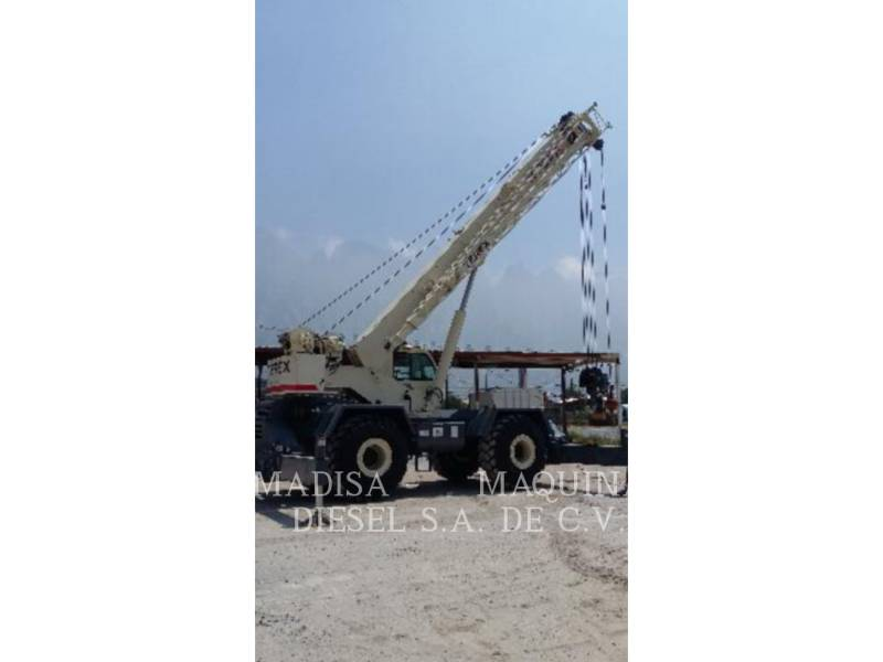 TEREX CORPORATION GRÚAS RT665 equipment  photo 6