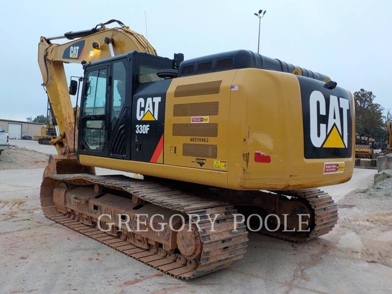 CATERPILLAR ESCAVATORI CINGOLATI 330FL equipment  photo 7