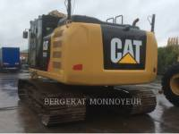 Equipment photo CATERPILLAR 323EL トラック油圧ショベル 1