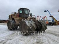 CATERPILLAR TRACTEURS SUR PNEUS 836K equipment  photo 2