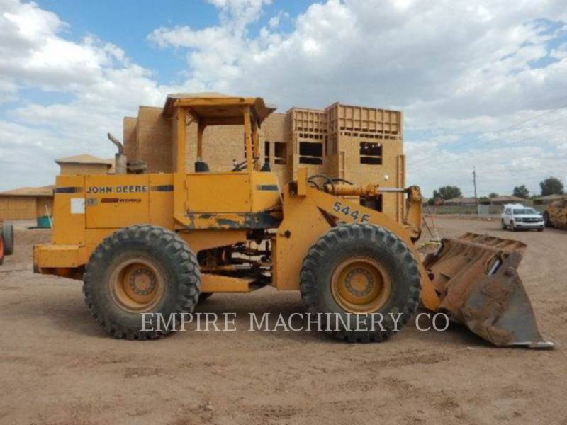 JOHN DEERE WHEEL LOADERS/INTEGRATED TOOLCARRIERS 544E equipment  photo 5