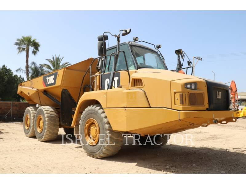 CAT TRADE-IN DUMPER ARTICOLATI 730C equipment  photo 1