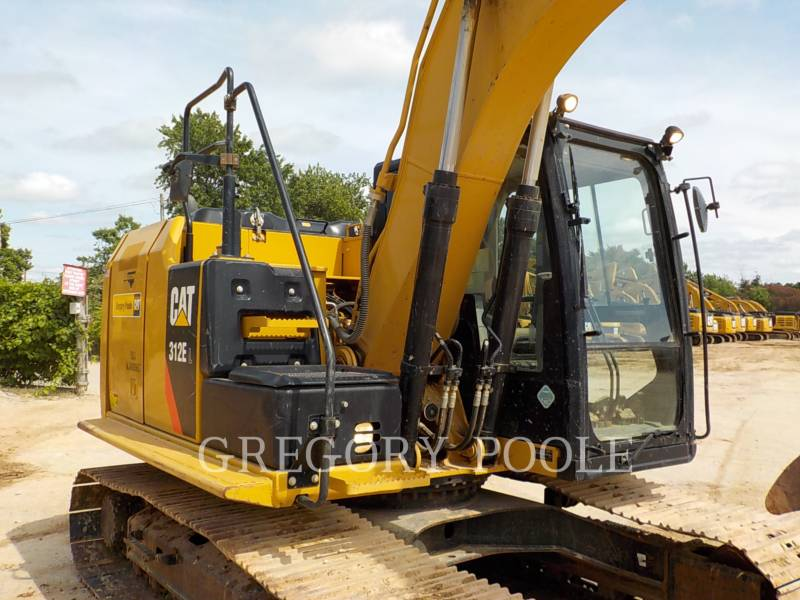 CATERPILLAR KETTEN-HYDRAULIKBAGGER 312E L equipment  photo 5