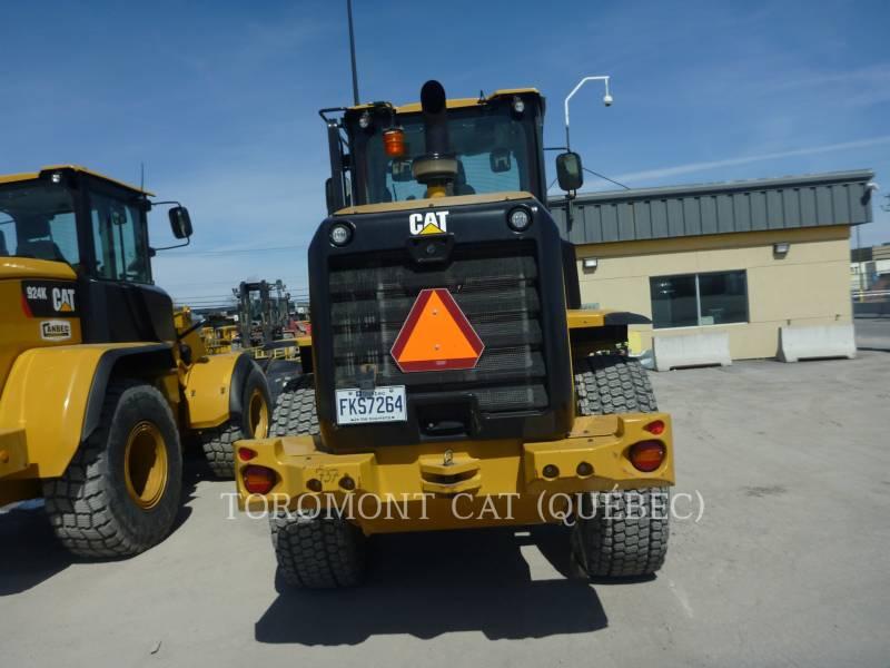 CATERPILLAR WHEEL LOADERS/INTEGRATED TOOLCARRIERS 924K equipment  photo 3