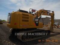 CATERPILLAR ESCAVATORI CINGOLATI 323FL equipment  photo 2