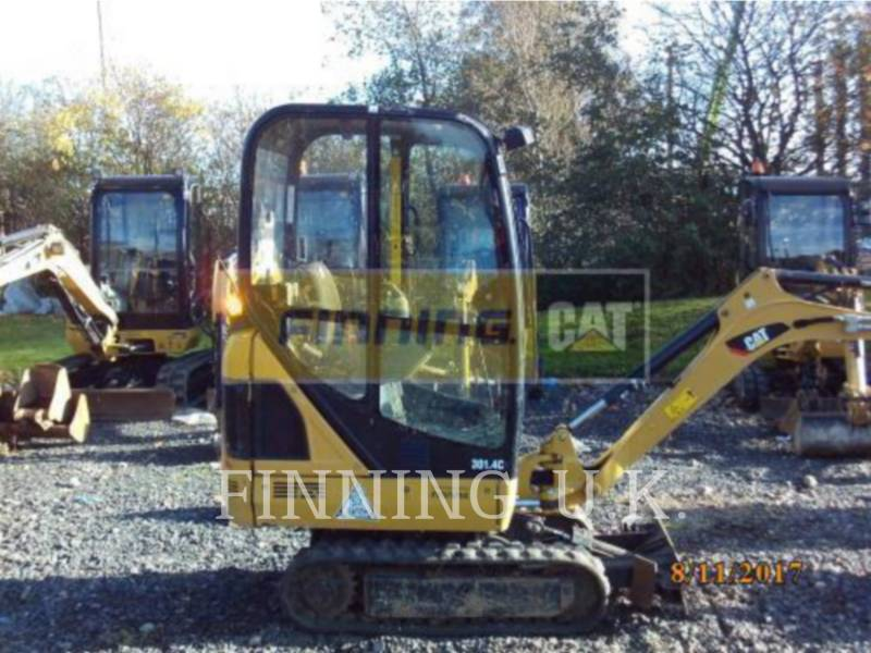 CATERPILLAR KETTEN-HYDRAULIKBAGGER 301.4CEXCB equipment  photo 4
