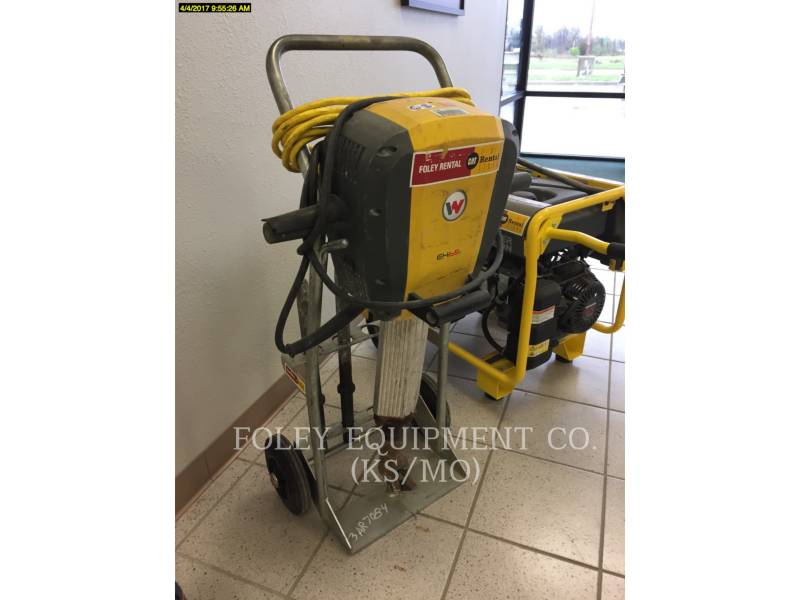 WACKER CORPORATION CONCRETE EQUIPMENT EH65 equipment  photo 1