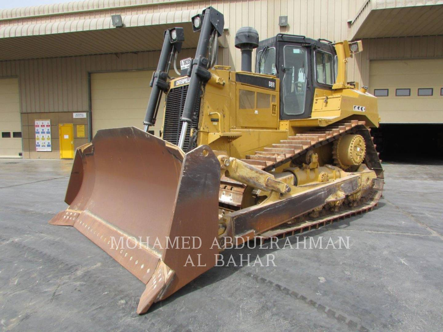 Model # D8RLRC - skid steer loaders