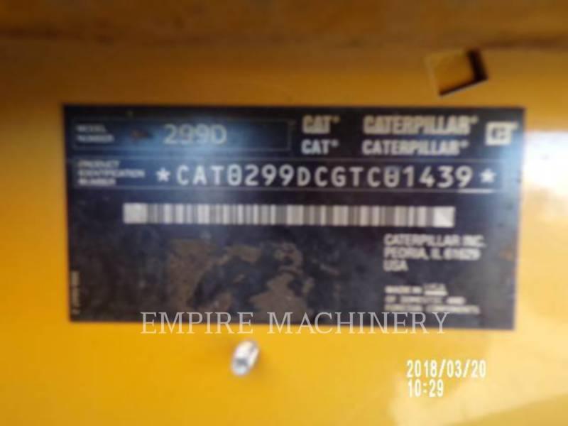 CATERPILLAR DELTALADER 299D equipment  photo 3