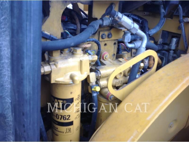 CATERPILLAR RADLADER/INDUSTRIE-RADLADER 950H S+ equipment  photo 12