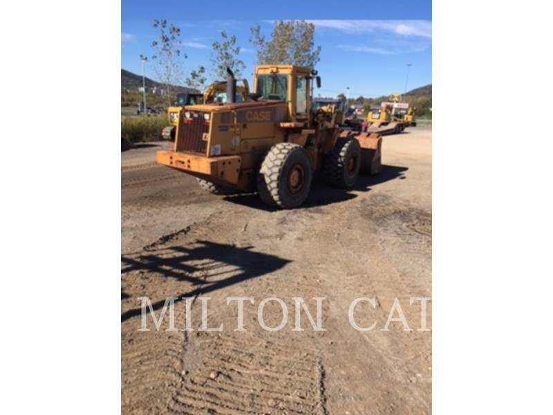 CASE WHEEL LOADERS/INTEGRATED TOOLCARRIERS 921 equipment  photo 4