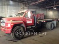 Equipment photo FORD F800 ON HIGHWAY TRUCKS 1