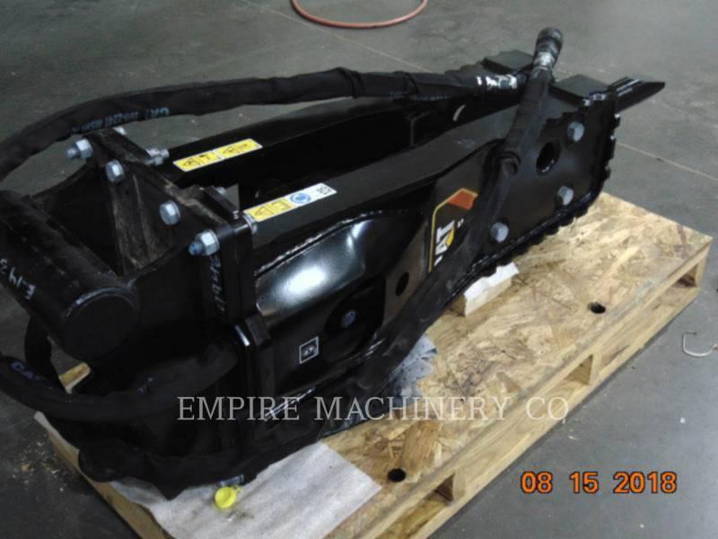 CATERPILLAR MARTELO H80E 420 equipment  photo 2