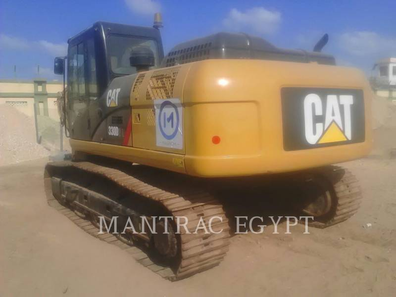 CATERPILLAR KETTEN-HYDRAULIKBAGGER 330 D2 L equipment  photo 2