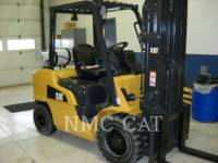 Equipment photo CATERPILLAR LIFT TRUCKS 2P6000_MC ELEVATOARE CU FURCĂ 1