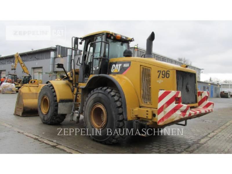 CATERPILLAR ŁADOWARKI KOŁOWE/ZINTEGROWANE NOŚNIKI NARZĘDZI 966H equipment  photo 4