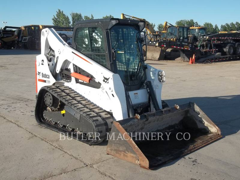 BOBCAT MULTI TERRAIN LOADERS T650 equipment  photo 2