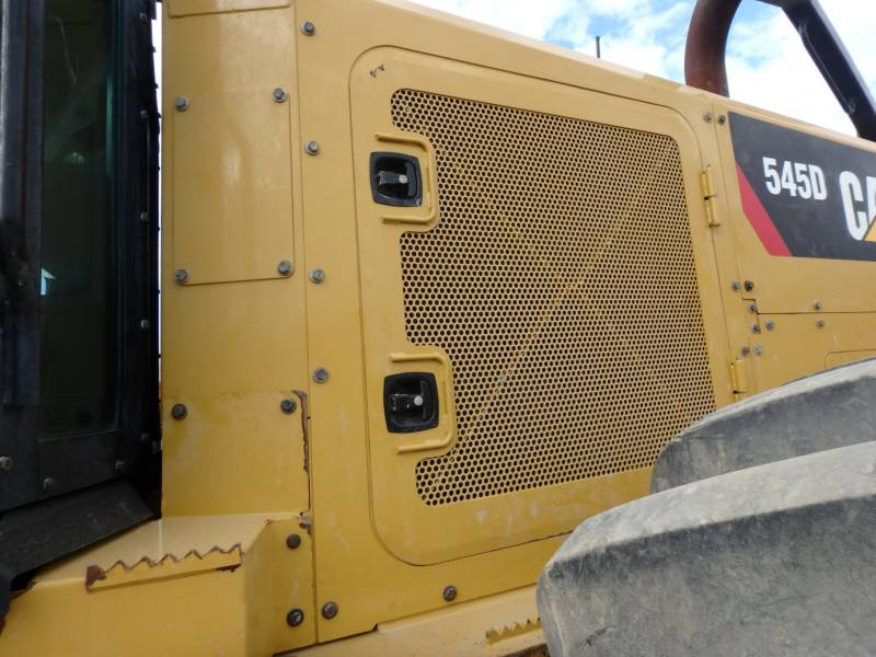CATERPILLAR SILVICULTURA - TRATOR FLORESTAL 545D equipment  photo 11