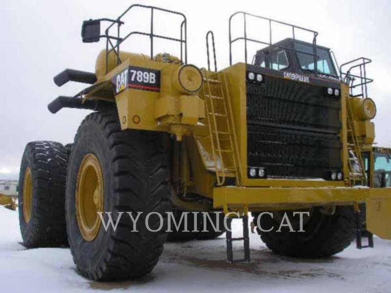 CATERPILLAR TOMBEREAUX DE CHANTIER 789B equipment  photo 1