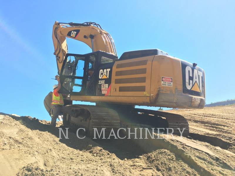 CATERPILLAR TRACK EXCAVATORS 336E L equipment  photo 2
