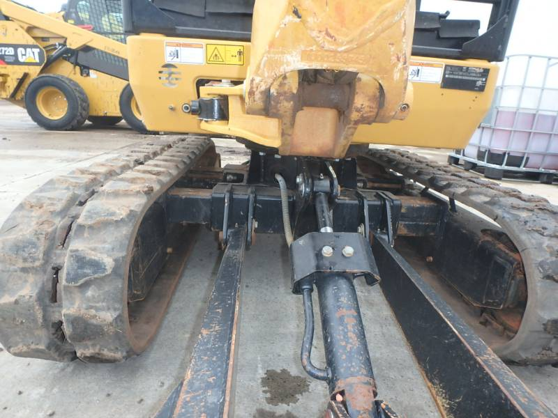 CATERPILLAR TRACK EXCAVATORS 301.4C equipment  photo 12