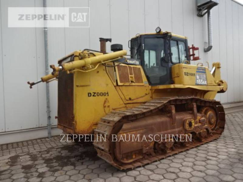 KOMATSU LTD. TRACTORES DE CADENAS D155AX-6 equipment  photo 1