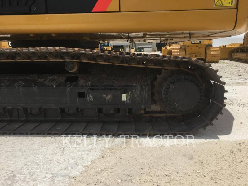 CATERPILLAR KETTEN-HYDRAULIKBAGGER 326FL equipment  photo 11