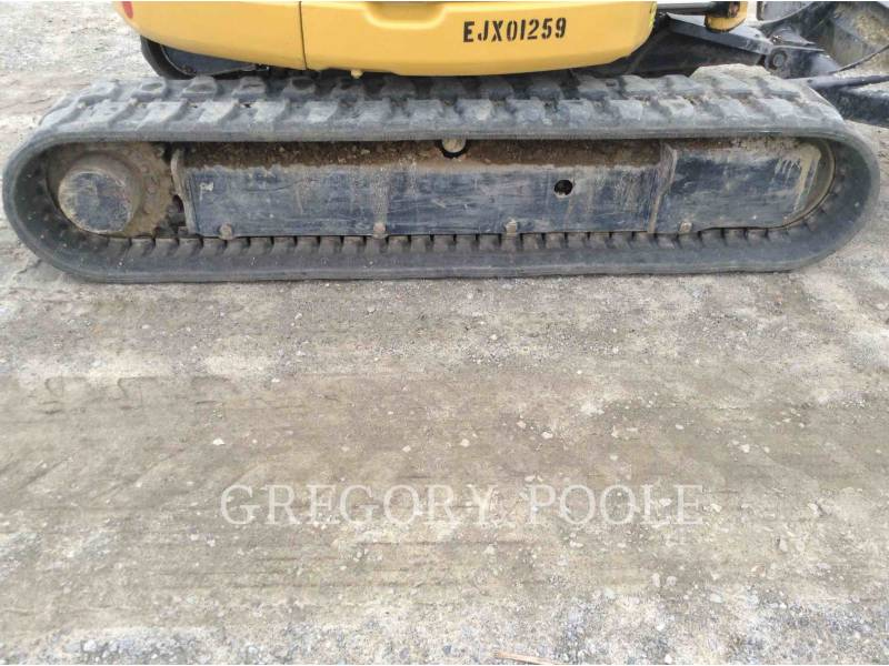 CATERPILLAR EXCAVADORAS DE CADENAS 305.5E2CR equipment  photo 21