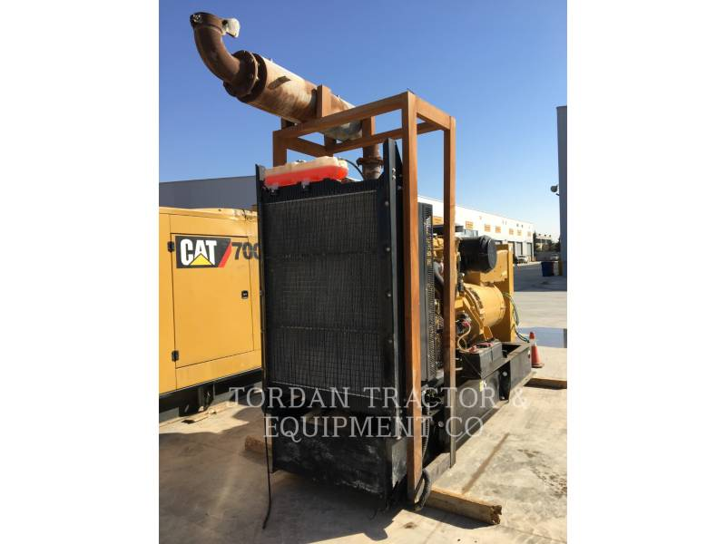CATERPILLAR 電源モジュール C15-550KVA equipment  photo 3
