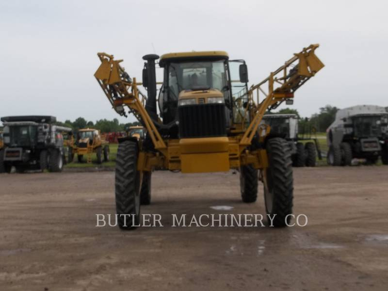 ROGATOR PULVÉRISATEUR RG1274 equipment  photo 5