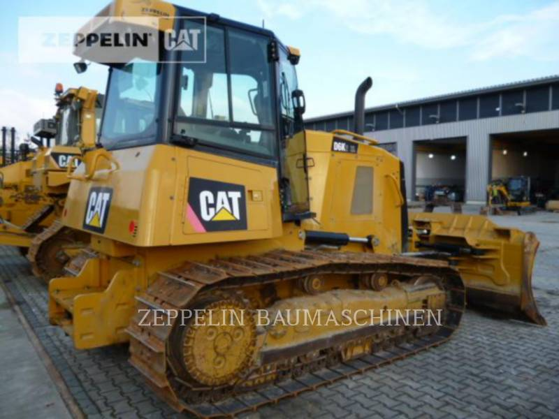 CATERPILLAR TRACTEURS SUR CHAINES D6KXLP equipment  photo 6