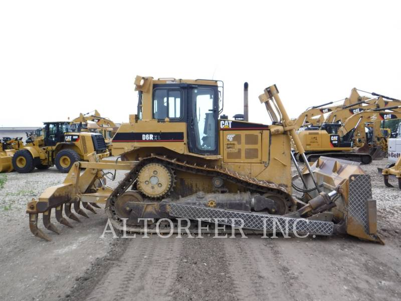 CATERPILLAR TRACK TYPE TRACTORS D6R XL R equipment  photo 4