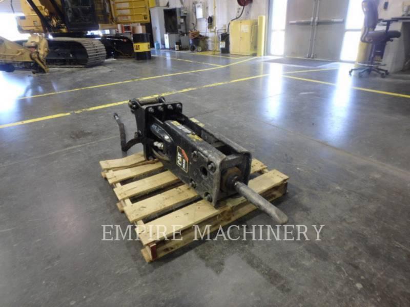 CATERPILLAR WT - MARTEAUX HYDRAULIQUES H55E 305 equipment  photo 1
