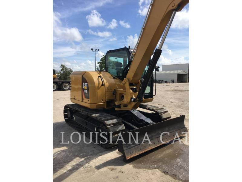 CATERPILLAR TRACK EXCAVATORS 308E2CR SB equipment  photo 2