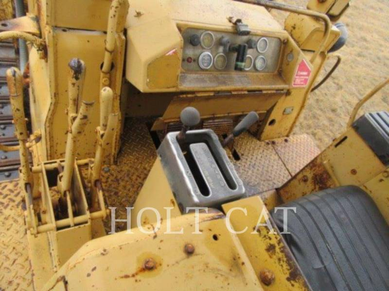 CATERPILLAR CARGADORES DE CADENAS 955L equipment  photo 7