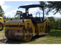 Equipment photo CATERPILLAR CB64B VIBRATORY DOUBLE DRUM ASPHALT 1