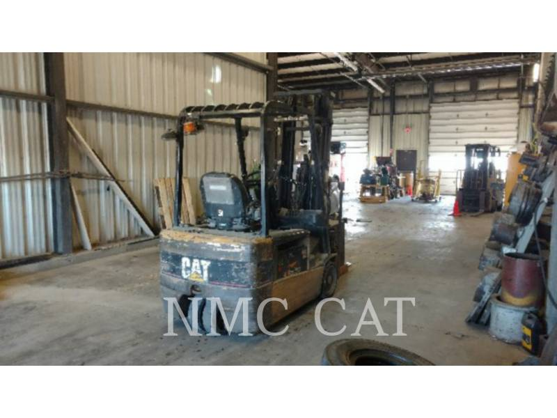 CATERPILLAR LIFT TRUCKS FORKLIFTS ET4000_MC equipment  photo 4