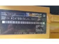 CATERPILLAR TRACK TYPE TRACTORS D3K2LGP equipment  photo 17