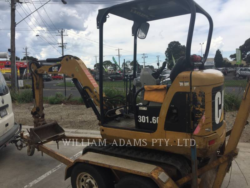 CATERPILLAR PELLES SUR CHAINES 301.6C equipment  photo 2