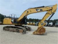 Equipment photo CATERPILLAR 349EL トラック油圧ショベル 1