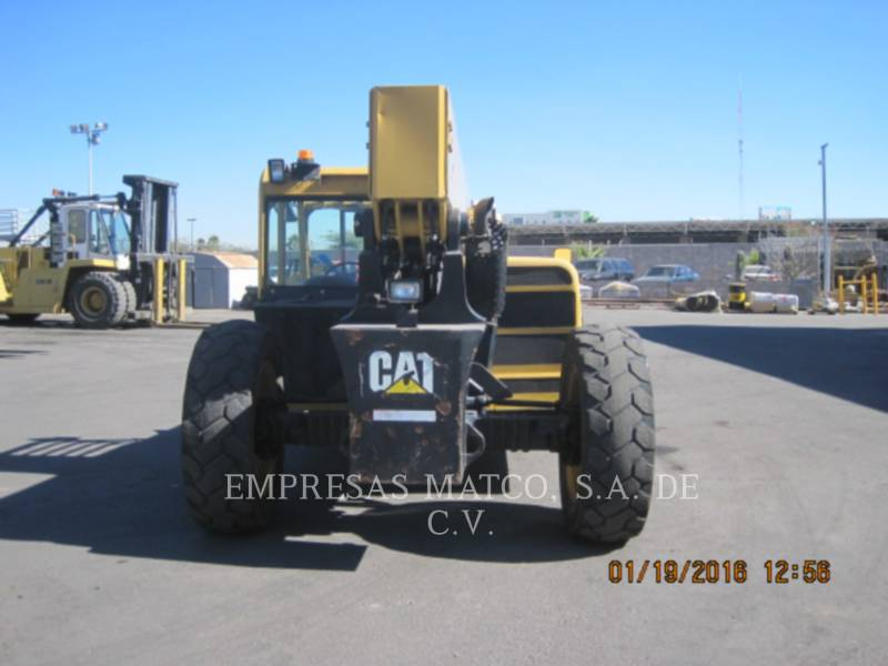 CATERPILLAR CHARGEUR À BRAS TÉLESCOPIQUE TL943 equipment  photo 8