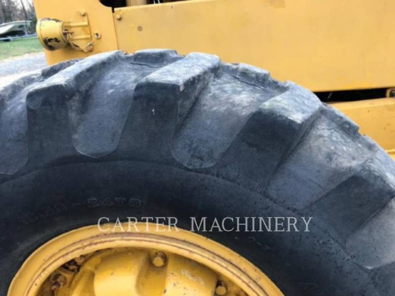 CATERPILLAR MOTORGRADER 12E equipment  photo 6