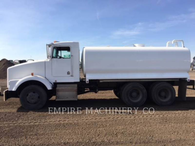 KENWORTH CAMIONS CITERNE A EAU 4K TRUCK equipment  photo 2